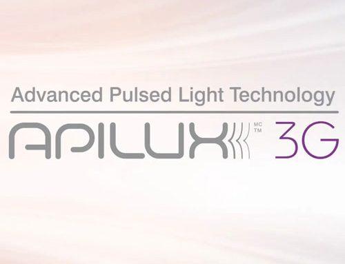 Apilux 3G Advanced Pulsed Light Technology